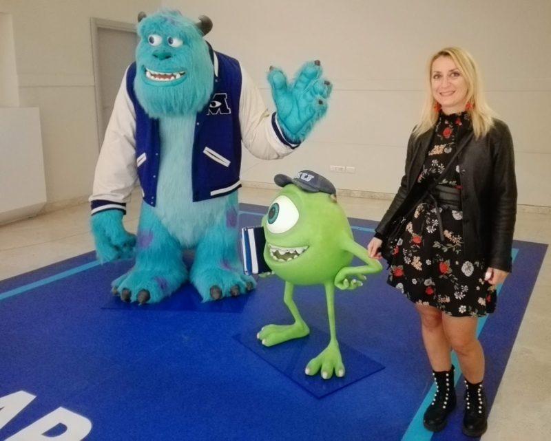 Monster &Co. -Pixar 30 anni d'animazione