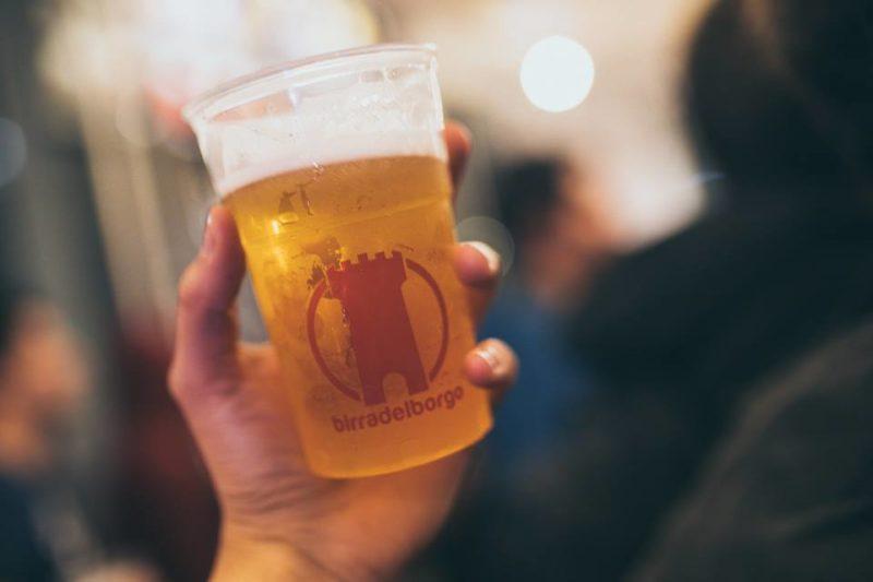 birra del borgo  chef bizzarri