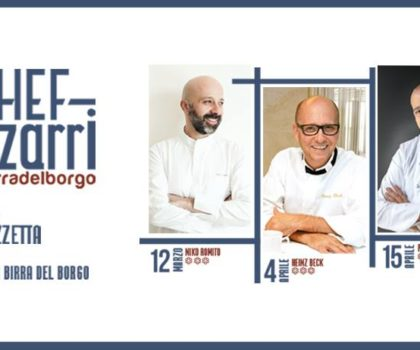 chef bizzarri birra del borgo