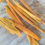 risotto all'arancia,gamberetti, timo e mascarpone -ilbuonoeilbello