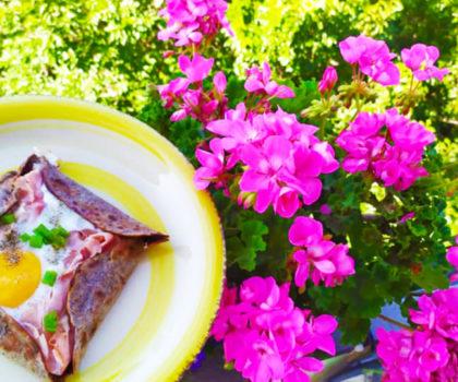 crepe gallette alla bretone
