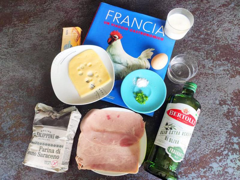 crepe gallette alla bretone- ricetta